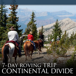 Saddle up! You're ready for your Montana Horseback Pack Trip